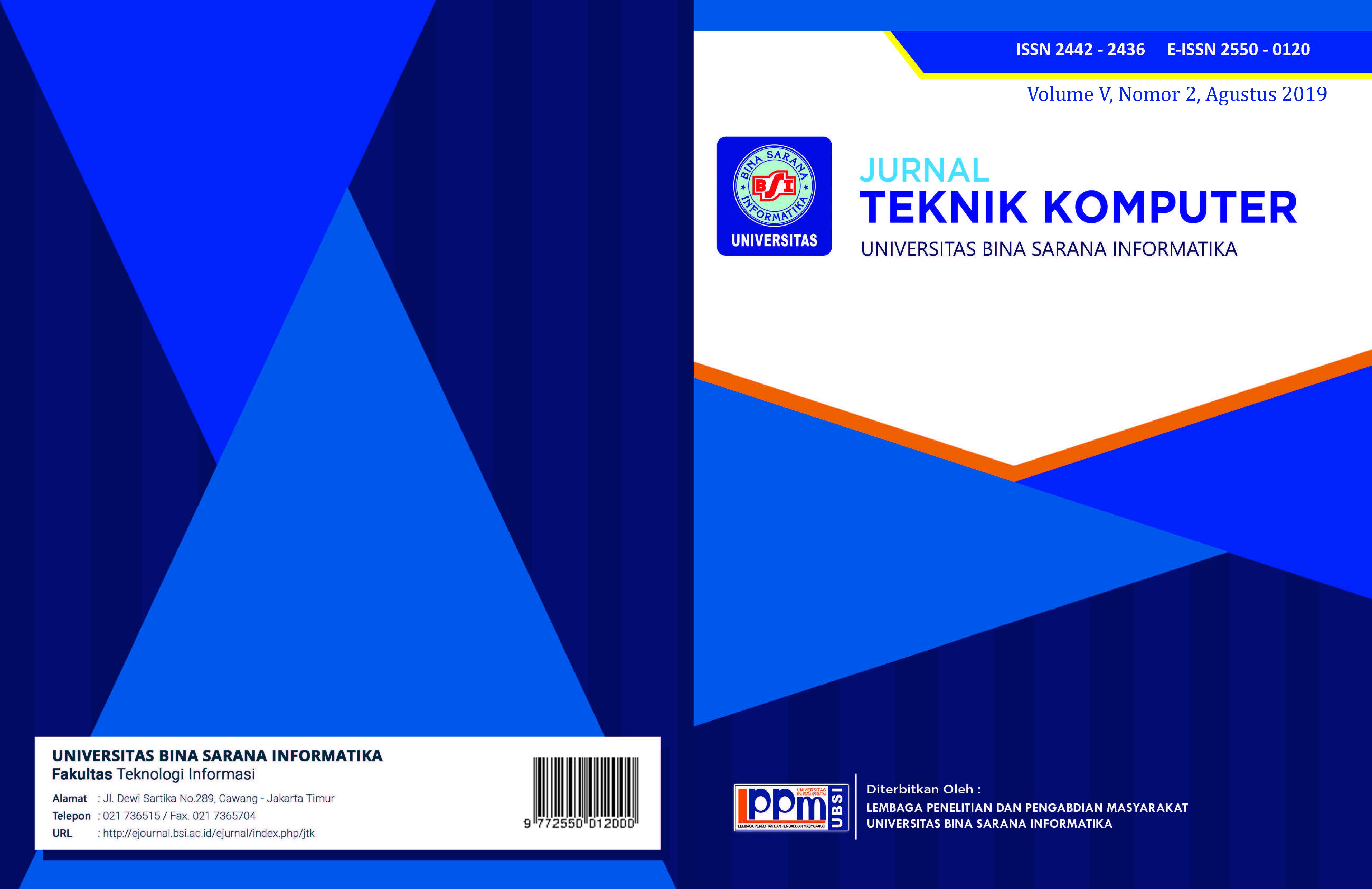Cover JTK
